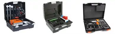 WAG plastkofferter