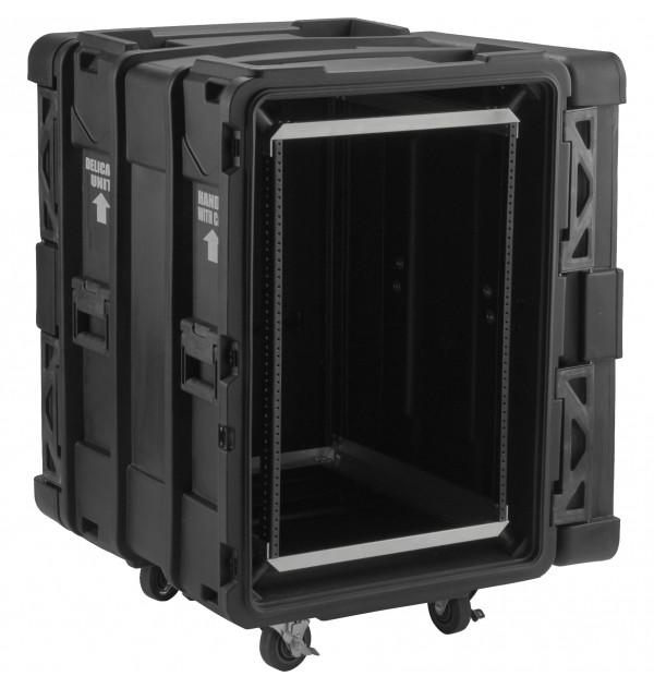 "SKB 24"" DEEP 16U ROTO SHOCK RACK"