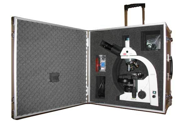 Innredning Mikrosop