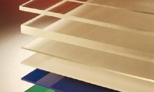 Nå har vi flere typer Plexiglas-plater på lager!