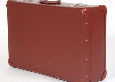 Unica-kofferten (Foto: Ukjent, Maihaugen)